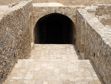 Rethymno Fortezza Tunnel