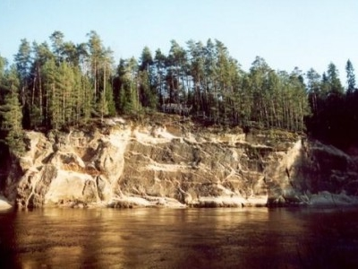Ērgļu cliffs