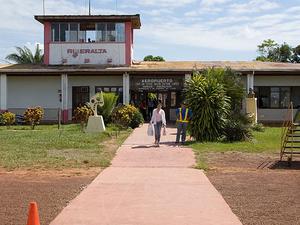Riberalta Airport