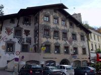 Richterhaus Walchhaus Building