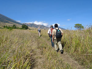 Rinjani Adventure Lake Program