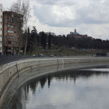 Rio Manzanares Madrid