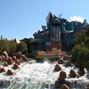 Dudley Do Right's Ripsaw Falls At Islands Of Adventure