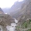 River Flowing Near Badrinath