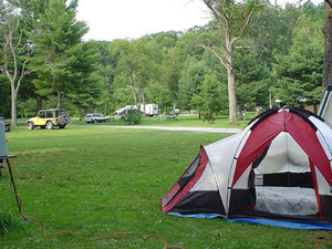 Rivers Bend Campground