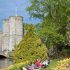 Canterbury Lies On The Great Stour River