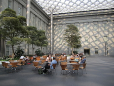 Robert And Arlene Kogod Courtyard