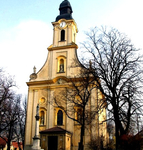 Roman Catholic Baroque Church