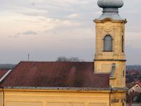 Roman Catholic Church - Poroszló