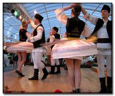 Romanian Traditional Dance