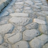 Roman Road Surface At Herculaneum