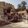 Roman Ruin At Schonbrunn