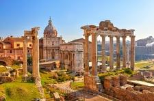 Roman Ruins - Rome