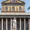 The Basilica Of St Paul