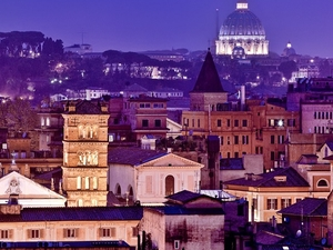 Rome By Night Walking Tour Photos