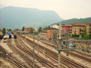 Rovereto Railway Station