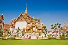 Royal Ancient Palace In Bangkok - Thailand