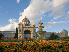 Royal Exhibition Building In Melbourne