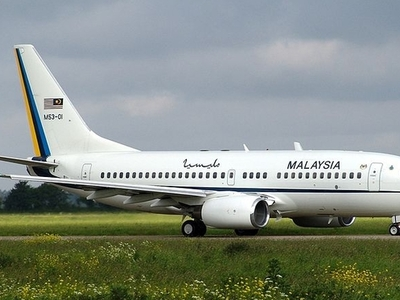 Royal Malaysian Air Force Boeing 737-700
