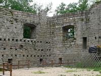 Windegg Castle Ruins