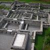 Ruins Of The Roman Baths In Aguntum, Austria