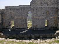 Ruins Of The Roman Theatre Acinipo