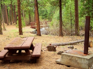 Rush Creek Campground