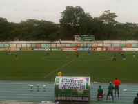 Estadio Rafael Calles Pinto