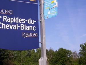 Rapides du Cheval Blanc