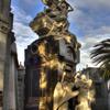 Recoleta Paz Monument