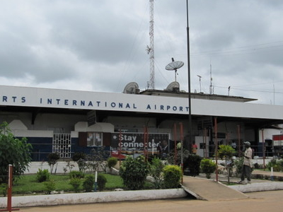 Roberts International Airport