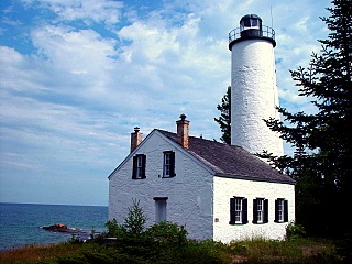 Rock Harbor Light