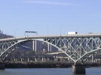 Ross Island Bridge