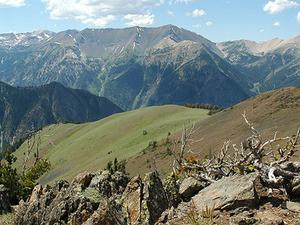 Sacajawea Peak