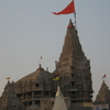 Sacred Temple Of Dwarka