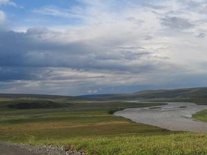 Sagavanirktok River