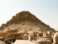 Sahure's Pyramid