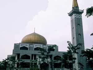 Saidina Abu Bakar As Siddiq Mosque