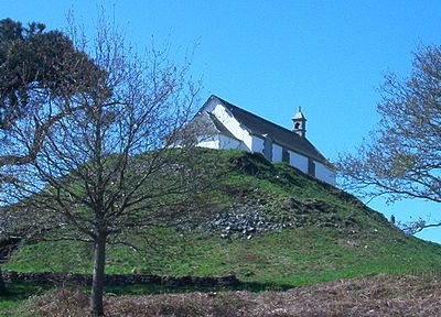 Saint Michael Tumulus - Brittany - France