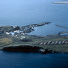 Saint Paul Island Alaska Aerial View