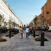 Saint Petersburg Malaya Konushennaya Street