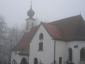 Saint Radegund Church