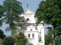 Saint Stanislaw Church in Niemirow