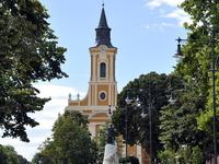 Saint Steven Roman Catholic Church-Sátoraljaújhely