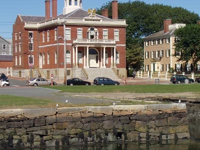 Salem Maritime National Historical Site