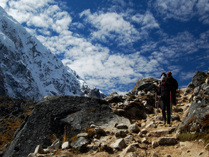 Salkantay Trek 4 Days (Salkantay Trek to Machu Picchu 4 Days)