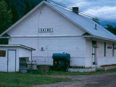 Salmo Station  1 9 9 3