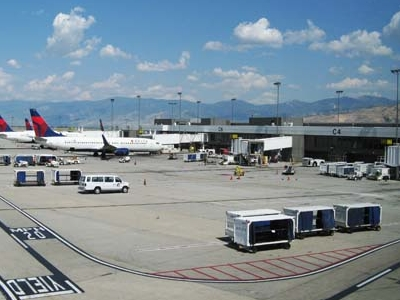 Salt Lake City International Airport (SLC)