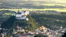 Salzburg Von Der Gersbergalm