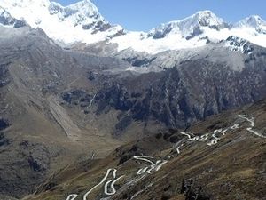 Mountain Bike Cordillera Blanca Photos